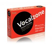 Vocalzone Throat Pastilles Keep a Clear Voice
