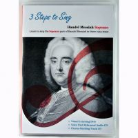3 Steps to Sing Handel Messiah SOPRANO