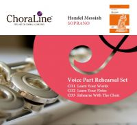 ChoraLine - Voice Part Rehearsal Set
