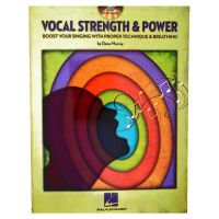 Vocal Strength & Power (with CD)