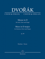 Vocal Scores - Choral