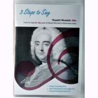 3 Steps to Sing Handel Messiah ALTO