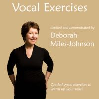 Vocal Warm Up Exercises Devised and demonstrated by Deborah Miles-Johnson