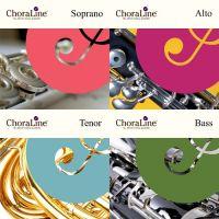 ChoraLine - Rehearsal CD & EasyPlay (Stream/Download/App)
