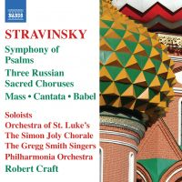 Choral Performance CDs
