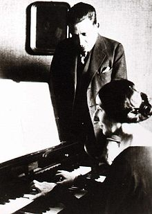 Poulenc and Landowska